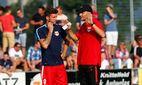 SOCCER - RBS vs Kapfenberg, test match / Bild: (c) GEPA pictures/ Felix Roittner