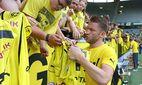 Samstag 09 08 2014 Saison 2014 2015 1 Bundesliga Familientag Saisoneröffnungsfeier im Dortmund / Bild: (c) imago/Thomas Bielefeld (imago sportfotodienst)