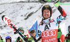 ALPINE SKIING - FIS WC Soelden / Bild: (c) GEPA pictures/ Andreas Pranter