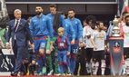 Football 2016 FA Cup Final Crystal Palace vs Manchester United ManU Crystal Palace Manager Alan / Bild: (c) imago/Colorsport (imago sportfotodienst)