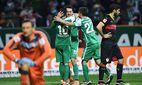 SOCCER - 1.DFL, Bremen vs Stuttgart / Bild: (c) GEPA pictures/ Witters