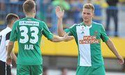FUSSBALL - Rapid vs Cluj, Testspiel / Bild: (c) GEPA pictures/ Philipp Brem