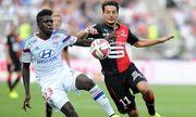 SOCCER - Ligue 1, Lyon vs Stade Rennes / Bild: (c) GEPA pictures/ Panoramic