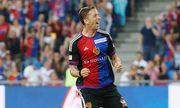 12 08 2015 St Jakob Park Basel SCHWEIZ Saison 2015 2016 Herren Fussball Super League 4 Spieltag F / Bild: (c) imago/Geisser (imago sportfotodienst)