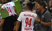 SOCCER - BL, RBS vs Mattersburg / Bild: (c) GEPA pictures/ Andreas Pranter