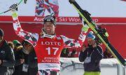 ALPINE SKIING - FIS WC Jeongseon / Bild: (c) GEPA pictures/ Wolfgang Grebien