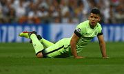Sergio Aguero of Manchester City during the UEFA Champions League Semi Final Second Leg match betwee / Bild: (c) imago/BPI (imago sportfotodienst)
