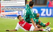 SOCCER - CL quali, Rapid vs Ajax / Bild: (c) GEPA pictures/ Pro Shots