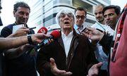 SOCHI RUSSIA OCTOBER 8 2015 The chief executive of the Formula One Group Bernard Charles Eccles / Bild: (c) imago/ITAR-TASS (imago sportfotodienst)