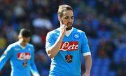 Delusione di Gonzalo Higuain Napoli dejection Roma 25 04 2016 Stadio Olimpico Fußball ITA 2015 20 / Bild: (c) imago/Insidefoto (imago sportfotodienst)