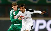SOCCER - OEFB Samsung Cup, Rapid vs A.Salzburg / Bild: (c) GEPA pictures/ Philipp Brem