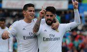 Real Madrid Midfielder Francisco Roman Alarcon ISCO number 22 celebrates after scoring a goal 0 / Bild: (c) imago/Cordon Press/Miguelez Spor (imago sportfotodienst)