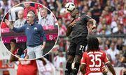 Kopfball Aktion Anthony Modeste 1 FC Köln FC Bayern München FCB vs 1 FC Köln Koeln 01 10 2016 / Bild: (c) imago/Michael Weber (imago sportfotodienst)