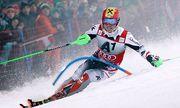 SKI ALPIN - FIS WC Schladming, Slalom, Herren