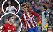 Bilder des Tages SPORT MADRID SPAIN Antoine Griezmann 7 of Atletico de Madrid during the La Liga / Bild: (c) imago/Cordon Press/Miguelez Spor (imago sportfotodienst)