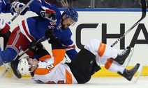 Philadelphia Flyers v New York Rangers - Game One / Bild: (c) Getty Images (Bruce Bennett)