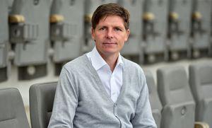 FUSSBALL - Ried, PK, Trainerpraesentation / Bild: (c) GEPA pictures/ Florian Ertl
