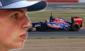 F1 Young Driver Tests - Silverstone / Bild: (c) Getty Images (Mark Thompson)