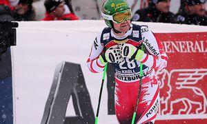 ALPINE SKIING - FIS WC Kitzbuehel / Bild: (c) GEPA pictures/ Hans Oberlaender