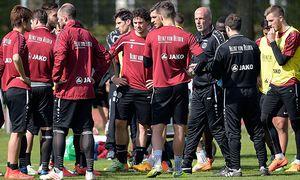 Hannover 96 Unveils New Head Coach Michael Frontzeck / Bild: (c) Bongarts/Getty Images (Alexander Koerner)