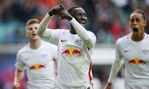 SOCCER - 1.DFL, RB Leipzig vs Werder / Bild: (c) GEPA pictures/ Roger Petzsche