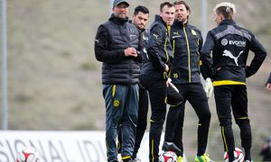 Borussia Dortmund - La Manga Training Camp Day 7 / Bild: (c) Borussia Dortmund/Getty Images (Alexandre Simoes)