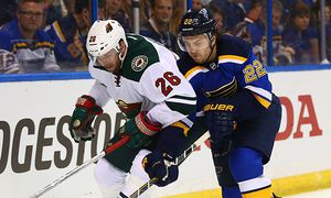 Minnesota Wild v St Louis Blues - Game One / Bild: (c) Getty Images (Dilip Vishwanat)
