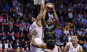 BASKETBALL - ABL, Vienna vs Guessing / Bild: (c) GEPA pictures/ Christian Ort
