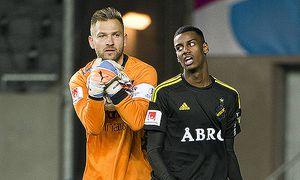 Göteborg Sweden 2016 10 21 Allsvenskan 2016 IFK Göteborg vs AIK John Alvbage IFK Göteborg Alexander / Bild: (c) imago/Kamerapress (imago sportfotodienst)