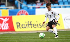 SOCCER - UEFA U19 EURO quali, AUT vs ITA / Bild: (c) GEPA pictures/ Ch. Kelemen