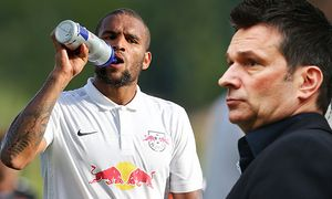 SOCCER - RB Leipzig vs Gossaspach, test match / Bild: (c) GEPA pictures/ Christian Walgram