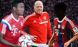 Bayern Muenchen - Doha Training Camp Day 2 / Bild: (c) Bongarts/Getty Images (Lars Baron)