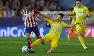 SOCCER - CL, Atletico vs Astana / Bild: (c) GEPA pictures/ Cordon Press