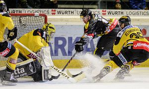 ICE HOCKEY - EBEL, Dornbirn vs Capitals / Bild: (c) GEPA pictures/ Oliver Lerch