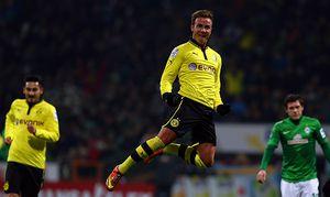 SV Werder Bremen v Borussia Dortmund - Bundesliga / Bild: (c) Bongarts/Getty Images (Martin Rose)