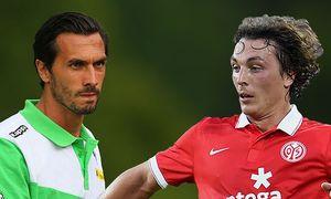 SOCCER - Gladbach vs Stoke, test match / Bild: (c) GEPA pictures/ Thomas Bachun