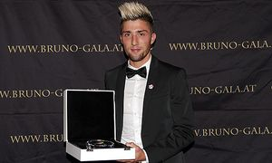 SOCCER - Bruno Gala 2014 / Bild: (c) GEPA pictures/ Walter Luger