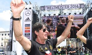 Germany Victory Celebration - 2014 FIFA World Cup Brazil / Bild: (c) Getty Images (Pool)