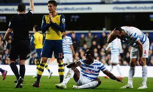 Queens Park Rangers v Arsenal - Premier League / Bild: (c) Getty Images (Christopher Lee)