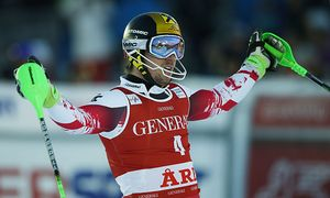 ALPINE SKIING - FIS WC Aare / Bild: (c) GEPA pictures/ Andreas Pranter