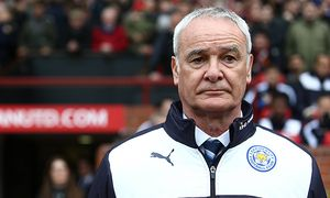 Leicester City manager Claudio Ranieri before the Barclays Premier League match between Manchester U / Bild: (c) imago/BPI (imago sportfotodienst)