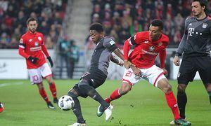 Fußball Bundesliga FSV Mainz 05 FC Bayern München am 02 12 2016 in der Opel Arena in Mainz Bayerns / Bild: (c) imago/Thomas Frey (imago sportfotodienst)
