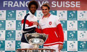 France v Switzerland - Davis Cup World Group Final: Previews / Bild: (c) Getty Images (Julian Finney)