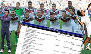 SOCCER - FIFA World Cup 2014, GER vs ARG / Bild: (c) GEPA pictures/ EQ Images