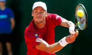 TENNIS - ITF, Davis Cup, AUT vs NED / Bild: (c) GEPA pictures/ Matthias Hauer