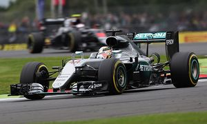 FORMULA 1 - British GP / Bild: (c) GEPA pictures/ XPB Images