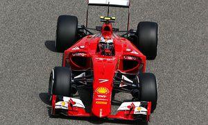 F1 Grand Prix of Bahrain - Practice / Bild: (c) Getty Images (Clive Mason)