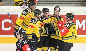 ICE HOCKEY - CHL, Capitals vs Krefeld / Bild: (c) GEPA pictures/ Patrick Leuk