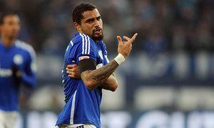 SOCCER - 1.DFL, Schalke vs Gladbach / Bild: (c) GEPA pictures/ Witters