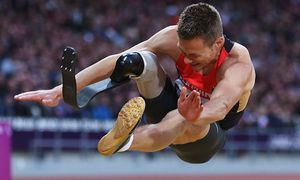 2012 London Paralympics - Day 2 - Athletics / Bild: (c) Getty Images (Julian Finney)